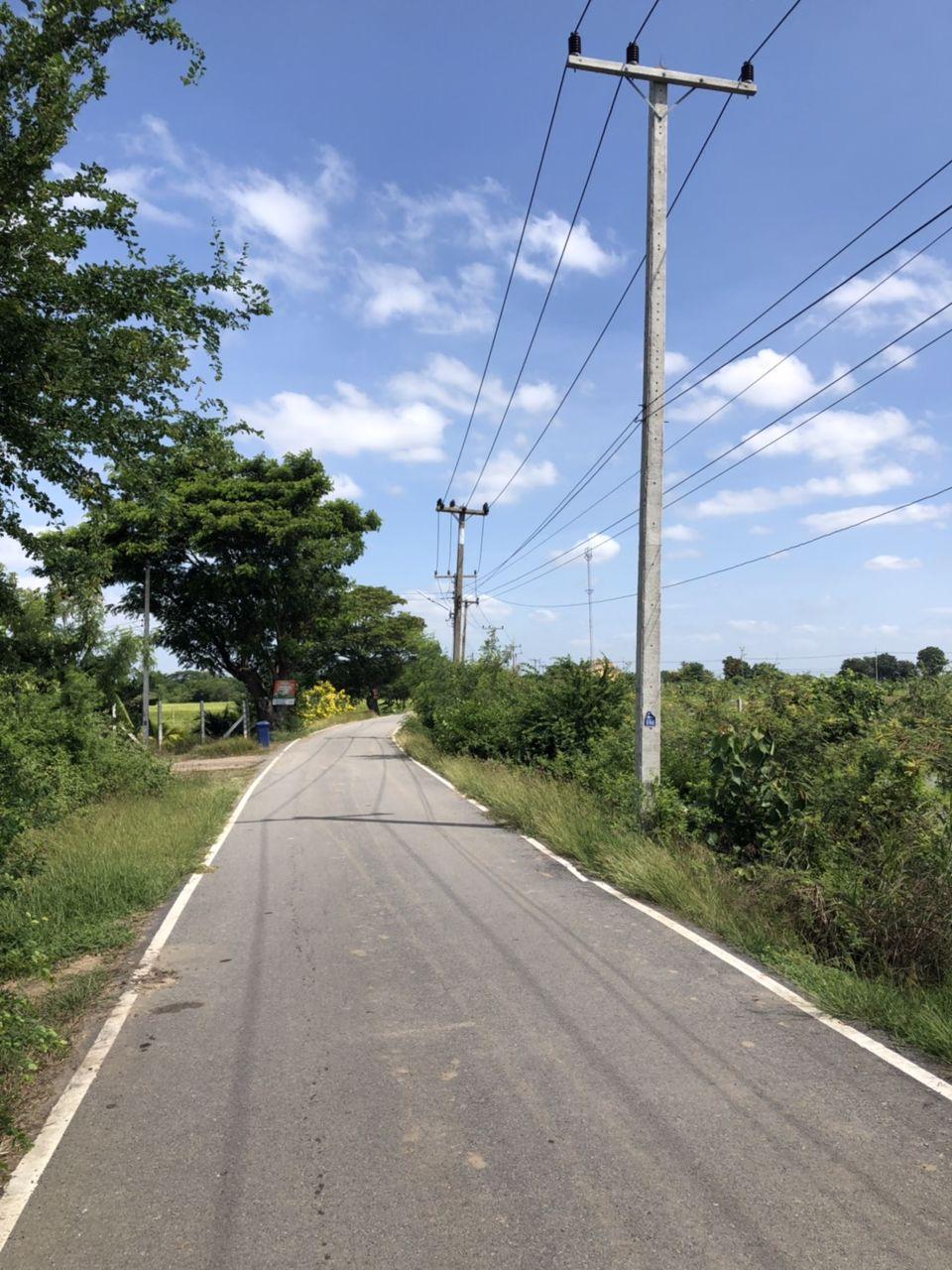 ขายที่ดิน-ทำเลสวย-ติดถนนลาดยาง-ไฟฟ้าติดที่ดิน-มีแหล่งน้ำใกล้ตลาดโพธิ์ทอง-อ่างทอง