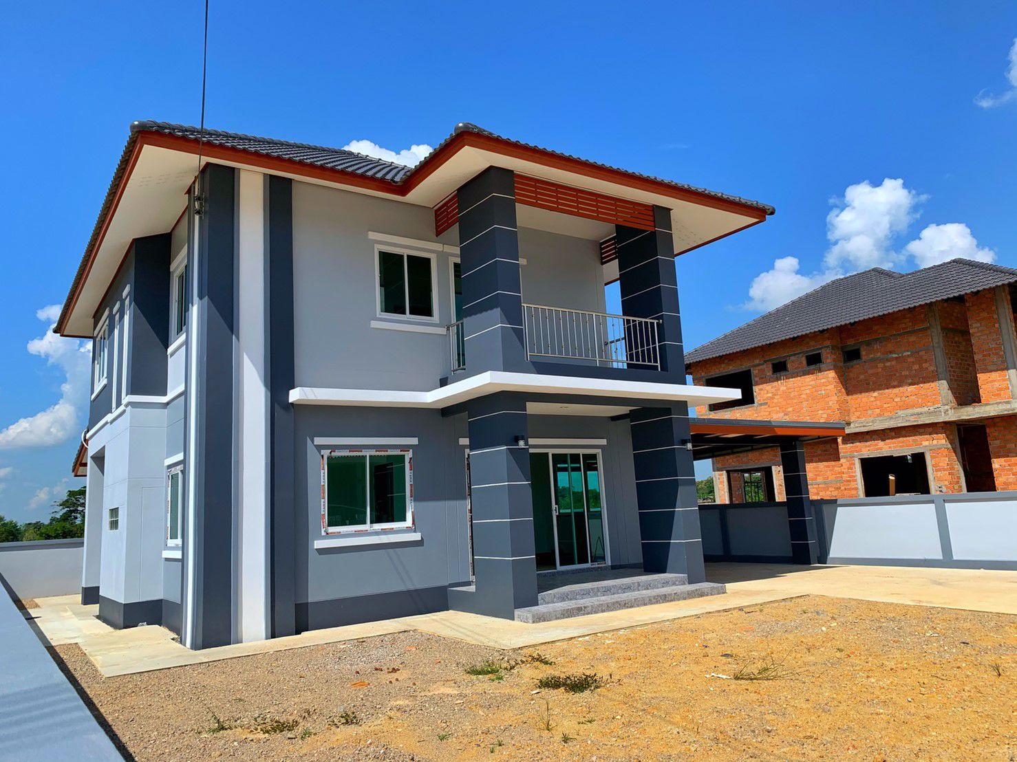 โครงการบ้านใหม่นวโชติ-ขายบ้านพร้อมที่ดิน-อเมือง-จพะเยา