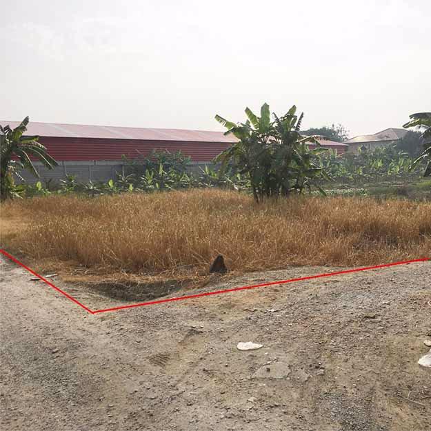 ขายที่ดิน104ตรว-ซอยไร่ขิง18-สามพราน-ขนาด28x15เมตร-ถมแล้ว