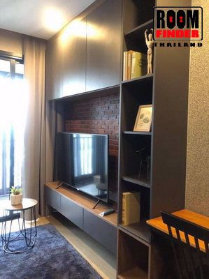 -เช่า-for-rent-ashton-asoke-1-bedroom-35-sqm**33000**-new-room-modern-lofts-decorated-