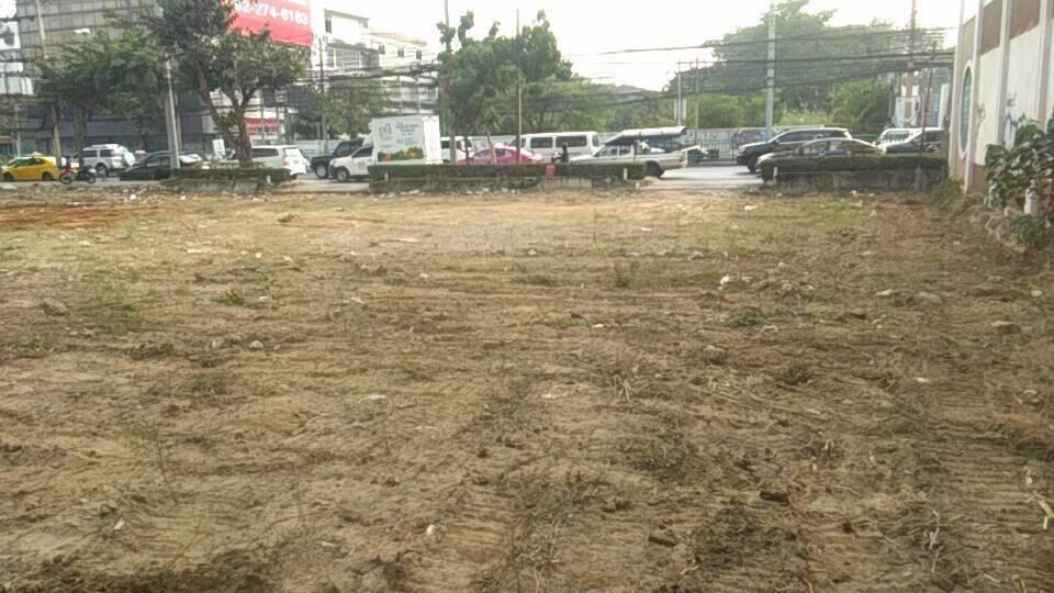 ให้เช่าที่ดินติดถนนเพชรบุรีตัดใหม่-เนื้อที่-405-ตารางวา-สามารถเช่าระยะยาวได้-ใกล้rca-ใกล้พร้อมพงศ์