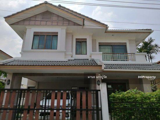 ให้เช่า-บ้านเดี่ยว2ชั้น-60ตรว-สนามบินน้ำ-นนทบุรี-ใกล้งามวงศ์วาน-ให้เช่า25000-เดือน